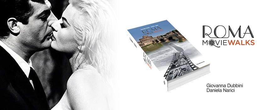 Roma Movie Walks - Libro